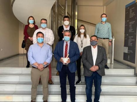 La Junta presenta a los Ayuntamientos de Macael y Olula del Río la Red Local de Acción en Salud
