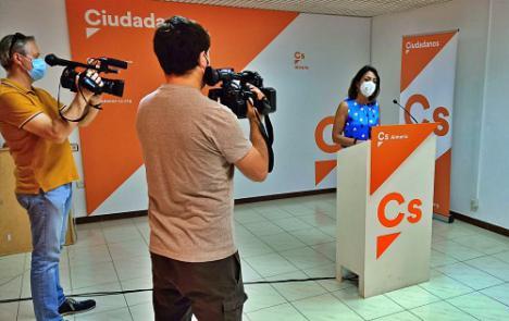 "Bosquet: ""Cs promueve la mayor oferta de plazas a docente desde 2008"""