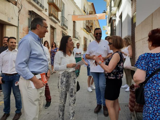Cs Vélez Rubio y Cs Vélez Blanco presentan sus candidaturas para cambiar la comarca
