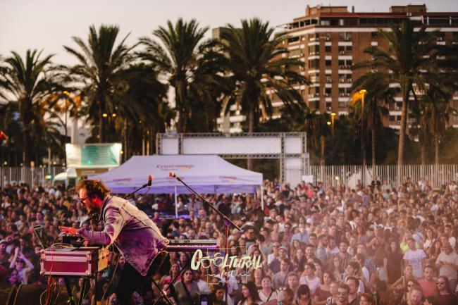La potente bienvenida al Cooltural Fest de Almería