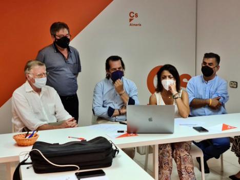Cs Almería respalda el Festival Internacional de Cine Medioambiental 'Pantalla Verde'