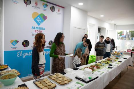 La cocina de Taiwán se alza con el primer premio del 'Encuentro de Vegetarianos'