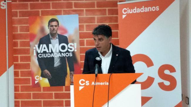 """Miguel Cazorla: """"Vamos a trabajar por hacer presidente de España a Albert Rivera"""""""