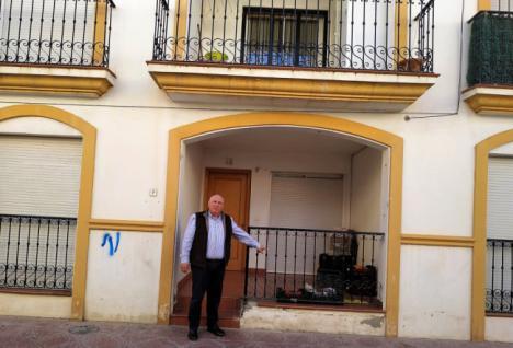 Cs Vera reclama medidas contra la ocupación ilegal de viviendas en el municipio