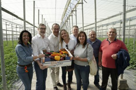 Villegas rechaza el control de precios en la agricultura