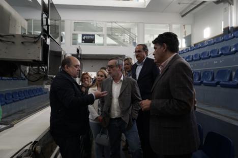 Villegas pide menos burocracia para el sector pesquero