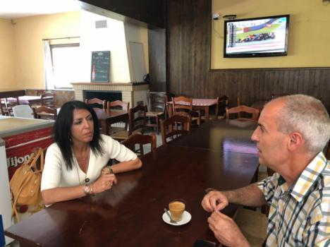 Cs Albox, Albanchez y Tíjola presentan sus candidaturas con Marta Bosquet