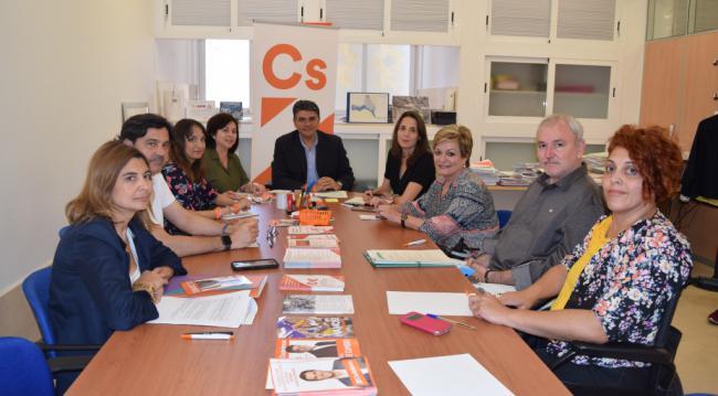 """Miguel Cazorla: """"Garantizaremos la sostenibilidad del Tercer Sector"""""""