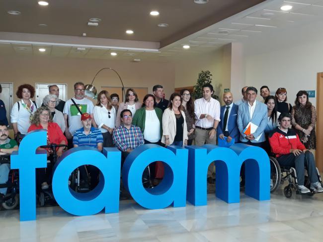 Cazorla defiende el II Plan Municipal de la Discapacidad caducado desde 2013