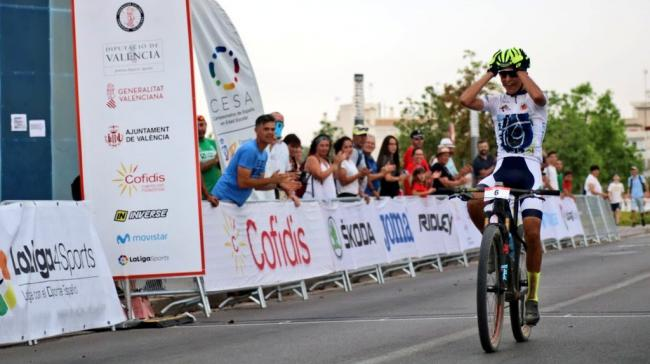 Githa Michiels acaricia un nuevo podio para Primaflor-Mondraker-Rotor en Copa del Mundo