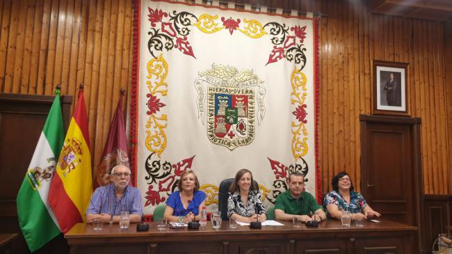El PSOE libera a los dos ediles de Cs en Huércal Overa y se garantiza el gobierno