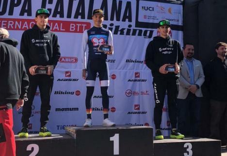 Un podio y tres victorias para PMX Racing Team en Corró d'Amunt
