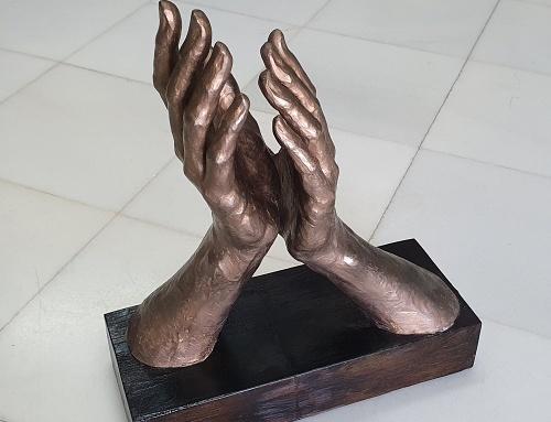 Marca Macael presentará el proyecto de esculturas en homenaje a los sanitarios
