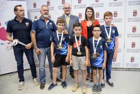 El Circuito de Promoción de Rugby entrega sus trofeos de final de temporada