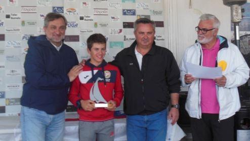 Campeonato de Vela en Almerimar