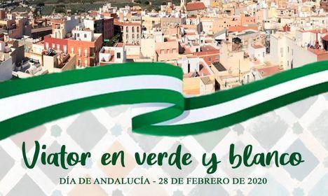 Viator homenajea en el Día de Andalucía a Fernando Brea y Ramón González