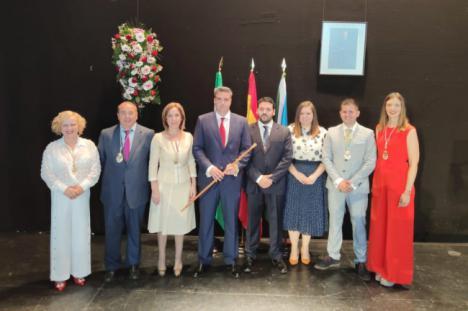 El alcalde conforma el equipo de Gobierno del Ayuntamiento de Viator
