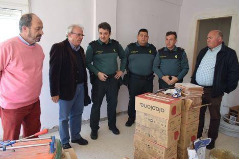 El alcalde de Vícar reclama el Cuartel Principal de la Guardia Civil en el Poniente