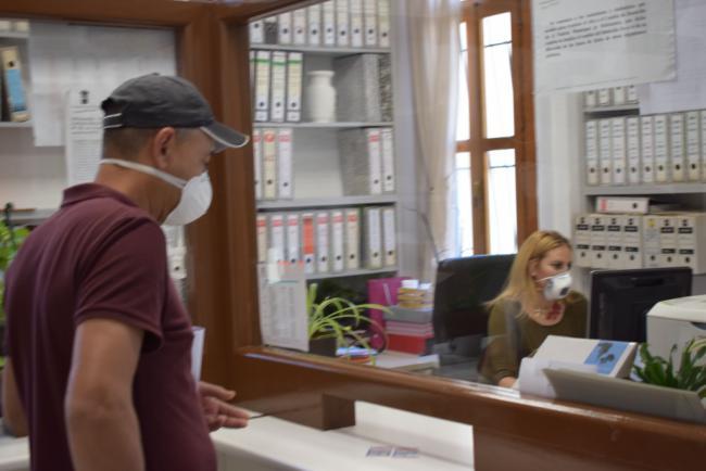 El Ayuntamiento De Vícar recupera la Atención presencial