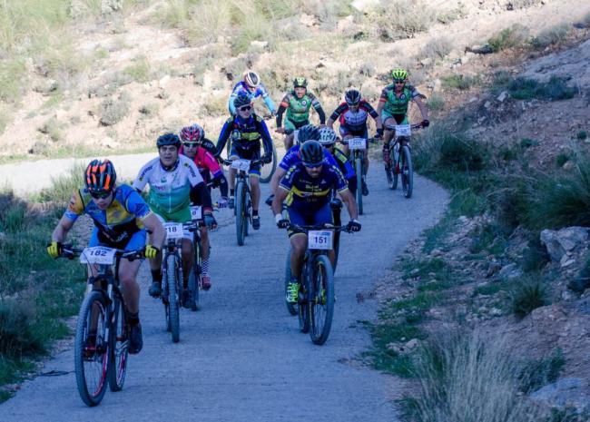 La Sierra De Gádor Gran Escaparate Para El Deporte Activo Con El Paso De La Vícar Bárbara