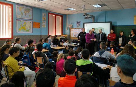 El 'Laboratorio De Democracia' Llega A tres CEIP de Vícar