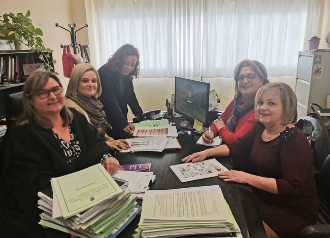 Vícar Analiza el Piso Tutelado Para Madres Solteras En Riesgo De Exclusión