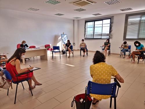 Ayuntamiento de Vícar y Colegios preparan el 25-N