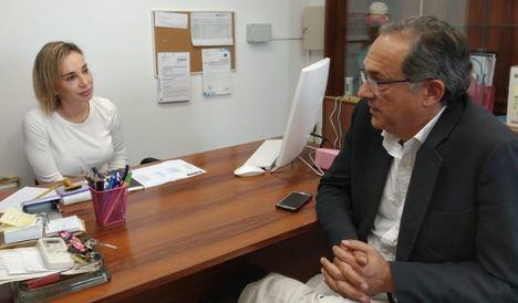 Vicente García (Cs) anuncia un nuevo Plan Naranja de Mejoras para los Autónomos