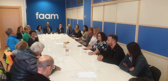 """García (Cs): """"Hemos puesto de manifiesto los verdaderos problemas de Almería"""""""