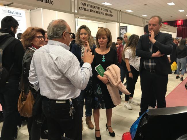 Cuevas acoge la V Feria de Formación Profesional del Levante Almeriense