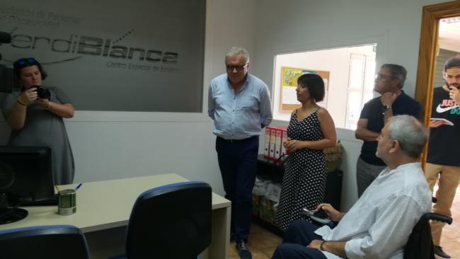 Andalucía Orienta de Almería atiende a 4.800 personas en el estado de alarma