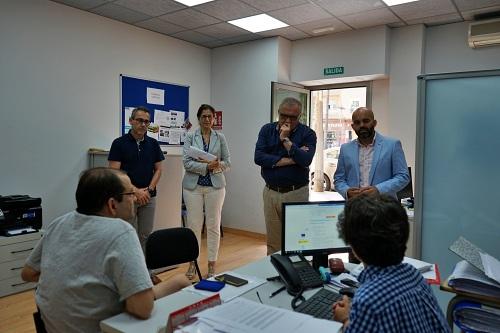Empleo ha propiciado la contratación de 115 desempleados en Almería