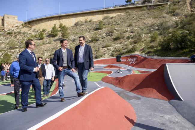 Diputación modernizará la Avenida de La Viña en Macael con una inversión de 188.000 euros