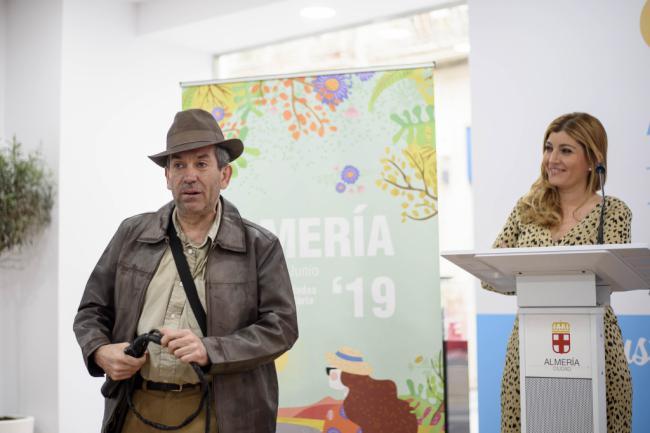 La Almería de película en el Programa de Visitas Guiadas