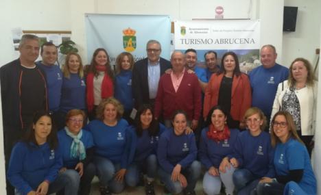 La Junta forma en promoción turística a 15 desempleados de Abrucena