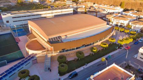 El Pabellón de Deportes de Berja lanza la promoción 3x2
