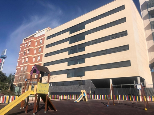 Acabada la construcción de las 21 VPO municipales en Villablanca