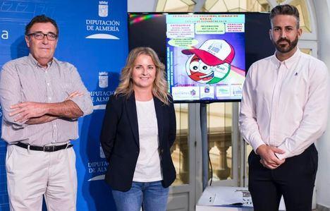El IV Torneo de voleibol Ciudad de Berja rozará los mil participantes