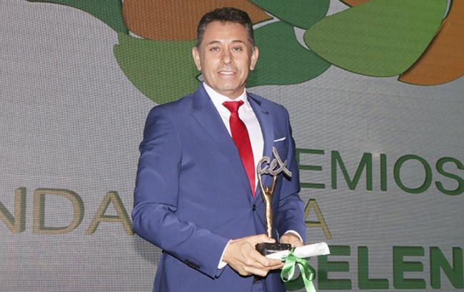 Biosabor recibió el Premio Andalucía Excelente 2018