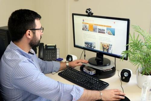 Modernizada la Web de Protección Civil de El Ejido