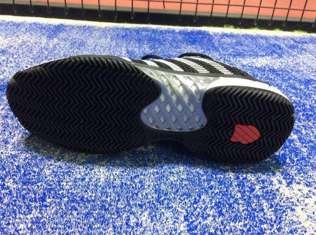 Escoger las mejores zapatillas de padel