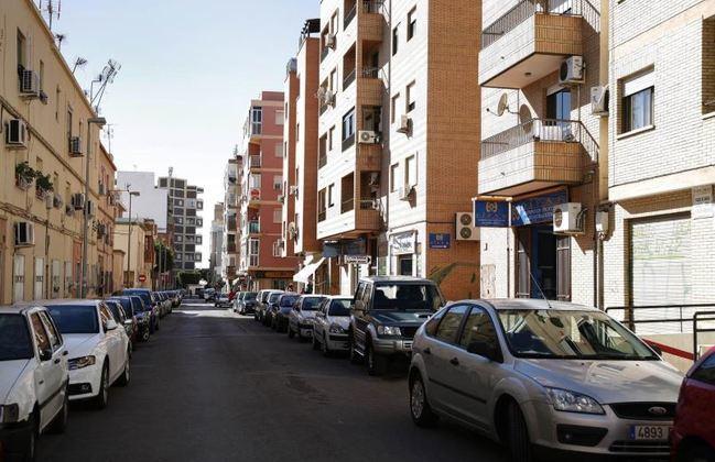 El Ayuntamiento de Almería prepara el futuro plan integral de El Zapillo