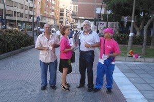 UPyD sale a la calle a explicar su proyecto político
