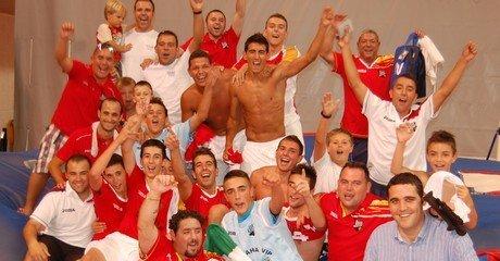 El Palacio Mediterráneo ha albergado las finales del Campeonato de España Clubes de Fútbol Sala en sus cuatro categorías