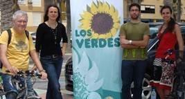 Los Verdes de Almería anuncian 20 propuestas para mejorar la movilidad urbana
