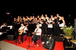 Villaricos acoge un excepcional concierto de verano en el Puerto de la Balsica