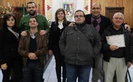 Entregan los premios del primer Concurso de Belenesb en Huércal Overa