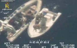 Culmina la operación Indalo con la interceptación de más de 2600 inmigrantes irregulares y la detención de 38 traficantes de personas