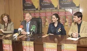 """Diana Navarro será la gran estrella de """"Roquetas en clave de flamenco"""""""