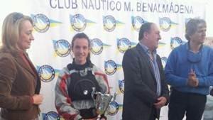 Excelente resultado de los regatistas de Optimist en la Copa Andalucía